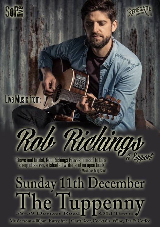 Rob Richings Dec 16 Tupp