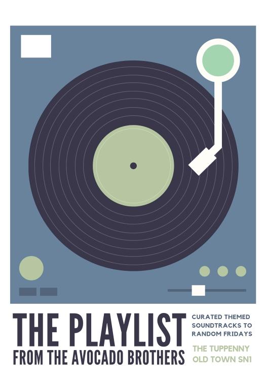 Playlist Poster V1