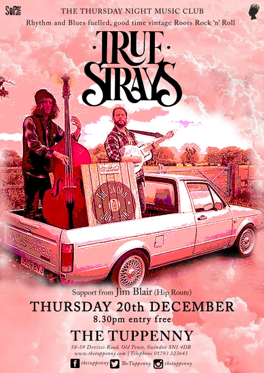 True Strays Dec 18 Tupp